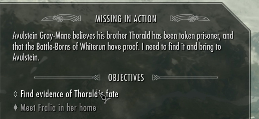 how to free thorald